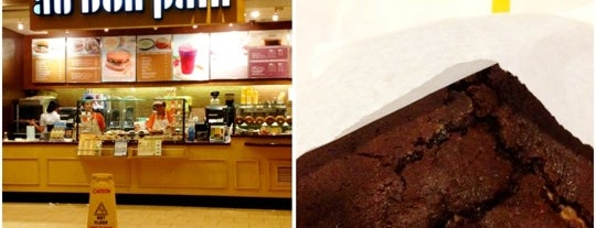 Au Bon Pain is one of ╭☆╯Coffee & Bakery ❀●•♪.。.