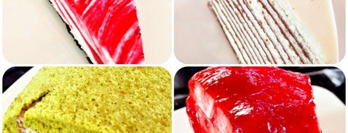 iCoffee@iStadium is one of ╭☆╯Coffee & Bakery ❀●•♪.。.