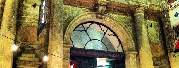 National Museum of Archaeology is one of Malta Cultural Spots.