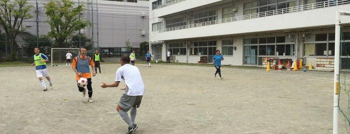 東京都立 中野特別支援学校 is one of 都立学校.