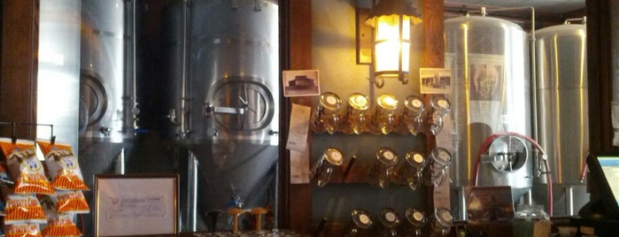 Carlyle Brewing Co. is one of Because Beer..