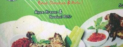 Ayam Bakar Mas Mono is one of Greasy Spoon Badge.