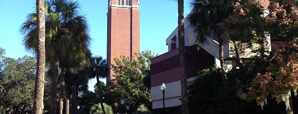 Century Tower is one of University of Florida Explorer badge.