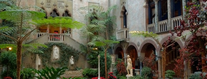 Isabella Stewart Gardner Museum is one of my todos: boston: non-gustatory.