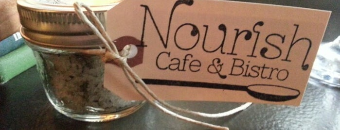 Nourish Café at Glendale Gardens is one of YYJ Breakfast Tour.