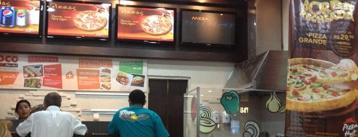 Pizza Hut is one of Shopping Pátio Belém.