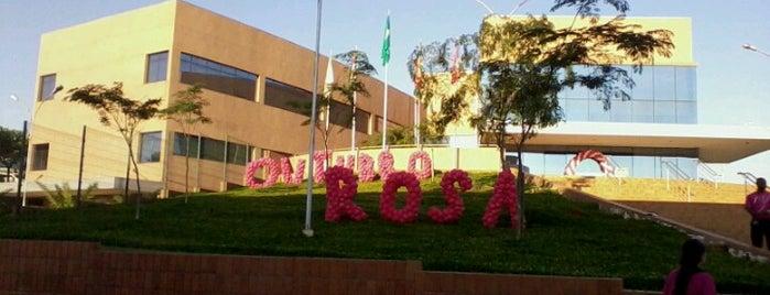 Hospital de Câncer de Barretos is one of Lugares....