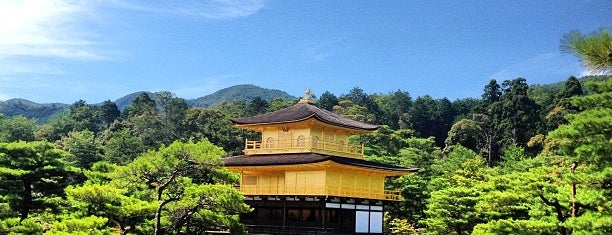 Kinkaku-ji Temple is one of 死ぬ前に訪れたい歴史ある場所.