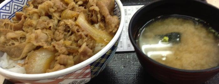 吉野家 新宿百人町店 is one of 大久保周辺ランチマップ.