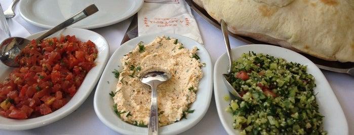 Ο Σέρκος και 4 Αστέρια is one of φαγητο.