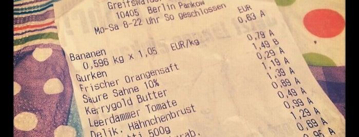 Lidl is one of Berlin.