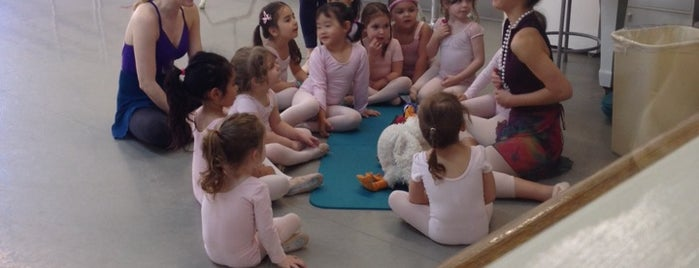 Ballet Academy East is one of Dance.
