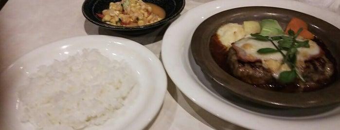 レストラン ごくらくとんぼ is one of 方南町グルメ.