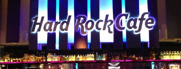 Hard Rock Cafe Santiago is one of All-time favorites in Chile.