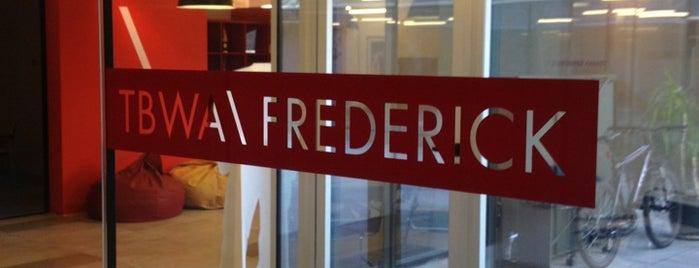 TBWA \ Frederick is one of Agencias de publicidad en Chile.