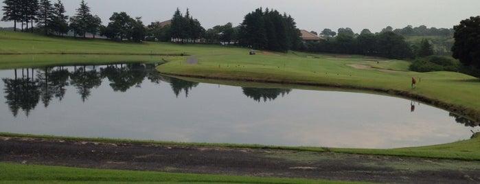 カントリークラブ ザ・レイクス is one of ゴルフ場(茨城).