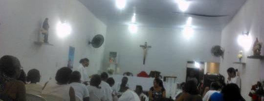 Comunidade Santo Expedito Oratório is one of DANIEL.