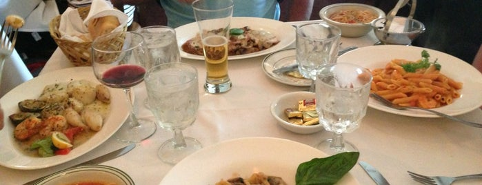 La Riviera Trattoria is one of Gluten-Free to Try.