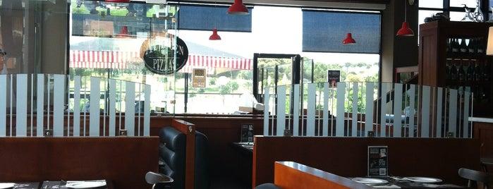 GARBO. RESTAURANTE TERRAZA. COCINA MEDITERRANEA is one of Mis restaurantes favoritos.