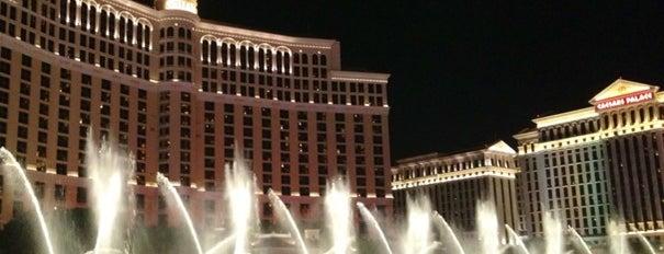 Fountains of Bellagio is one of Viva Las Vegas.