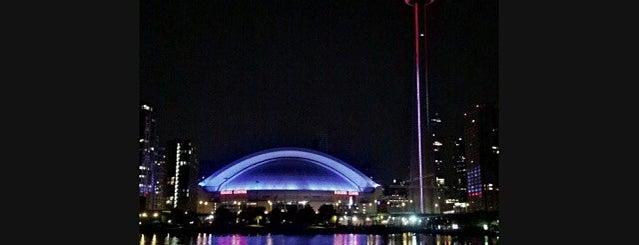 Aurora Borealis is one of Toronto Activities.