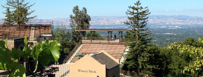Mountain Winery is one of South Bay.