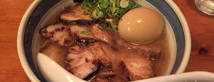 しんの助 is one of ラーメン!拉麺!RAMEN!.