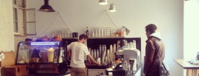 benko is one of Café in Munich.