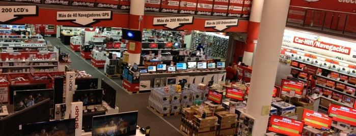 Media Markt is one of Mis favoritos de Vigo.