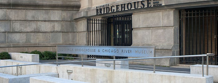 McCormick Bridgehouse & Chicago River Museum is one of CHICAGO.