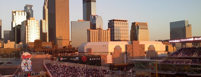 Target Field is one of HISTORY's Tips.