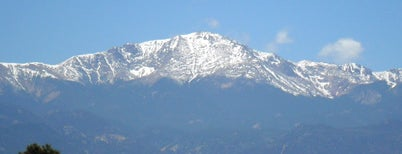 Pikes Peak is one of HISTORY's tips.