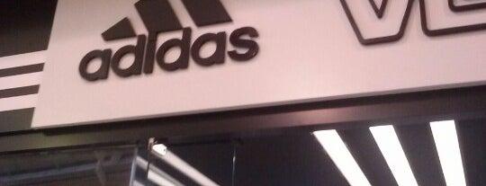 Adidas is one of Shopping Pátio Belém.