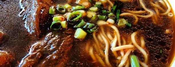 四川段純貞牛肉麵 is one of Yummy Food @ Taiwan.