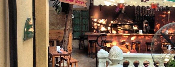 Cafe EM Nazih is one of Beirut Food and Drink.
