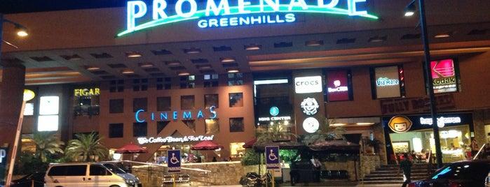 Promenade is one of Malls.