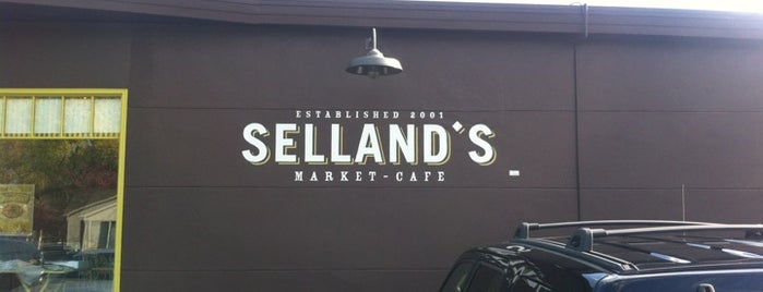 Selland's Market-Café is one of My local favorites.