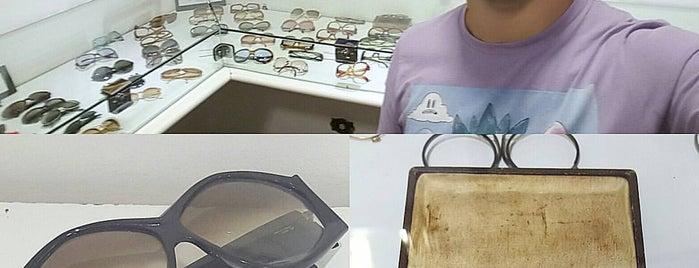 """Museu dos Óculos Gioconda Giannini is one of Museus """"Lado B"""" de São Paulo."""