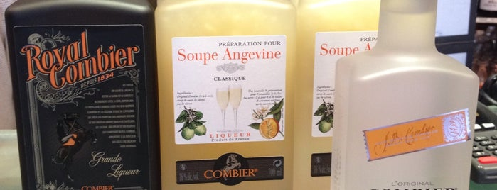 Liqueurs Combier is one of Loisirs.