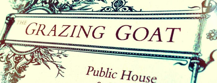 The Grazing Goat is one of BMAG's Pubs.