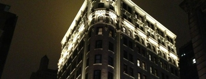 The NoMad Hotel is one of My Own Private New York.