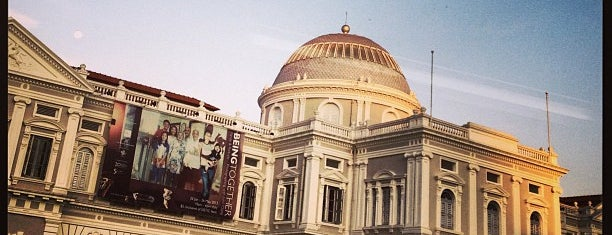 National Museum of Singapore is one of Singapore Life.