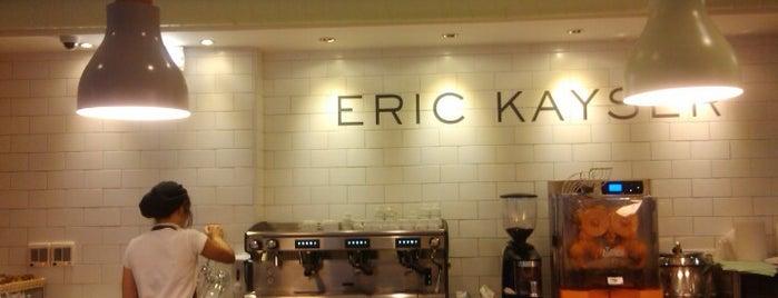Eric Kayser Boulanger is one of Os melhores cafés de Lisboa.