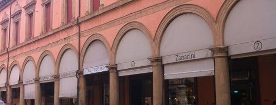 Caffè Pasticceria Zanarini is one of Bologna City Badge - Bolognese.