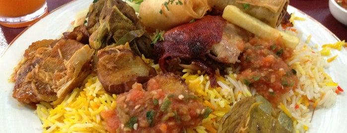 Sana'a Arab & Yemen Restaurant is one of makan sedap.