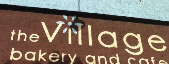 The Village Bakery & Cafe is one of Los Angeles.