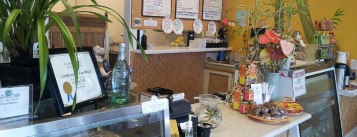 Lilikoi Cafe is one of Big Island Eats.