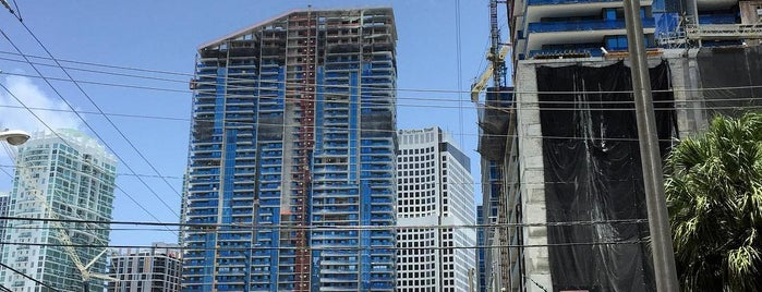 Brickell CitiCentre Complex is one of My favorite places :).