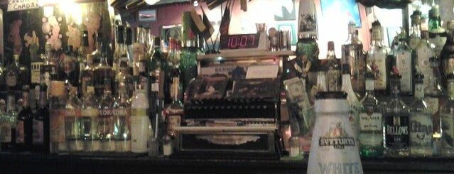 Bernice's Tavern is one of 50 unknown bars.
