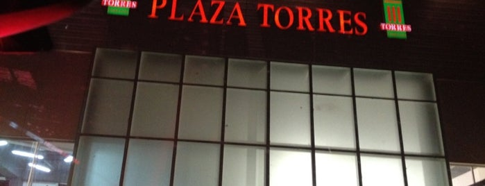 Plaza Torres is one of Plazas chingonas.